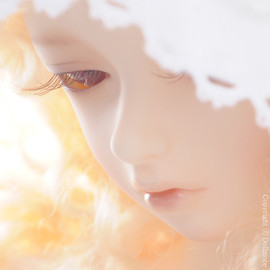 DOLL MORE - Sleepy Eyes Chami / 60cm Doll