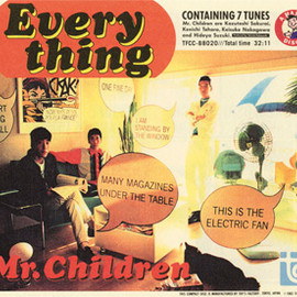 Mr.Children - EVERYTHING