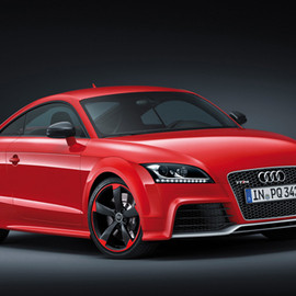 AUDI - TT RS Coupe PLUS