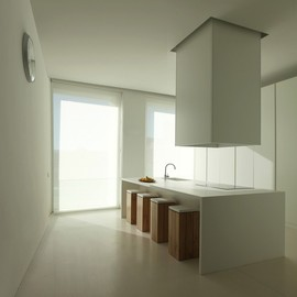 Borja García - Kitchen at the House in Ontinyent