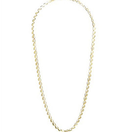 MARC JACOBS - MARC JACOBS マークジェイコブス  Heart Chain Necklace ネックレス GOLD