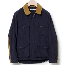 nonnative - LUMBERER JACKET - C/N 60/40 CLOTH