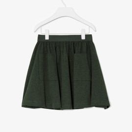 COS - Pocket detail jersey skirt