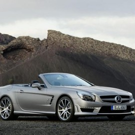 Mercedes-Benz - The 2013 SL