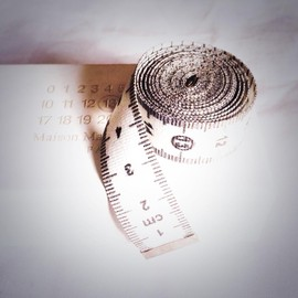 Maison Martin Margiela - Line 13 Cotton Tape measure
