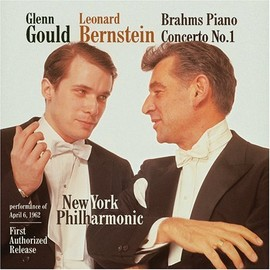Glenn Gould/Lenard Berstein - Piano Concerto 1 in D Minor