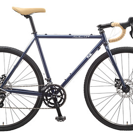 FUJI - FEATHER CX+(Dark Navy)