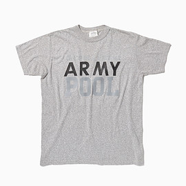 the POOL aoyama, ARCHIVE&STYLE - REMAKE ARMY TEE