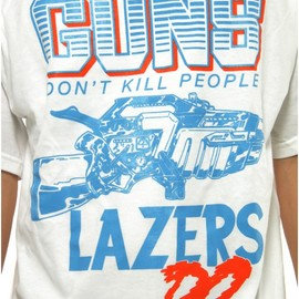 Guns Don't Kill People...Lazers Do