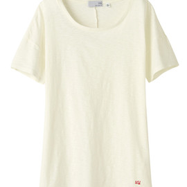 UU - W's UU light cotton crew neck T(S)+