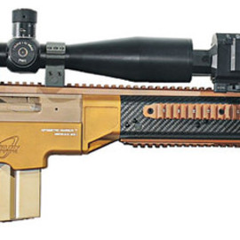 Ashbury - asw338lw sniper rifle