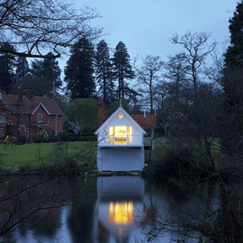 Alex Cochrane Architects - The Boathouse