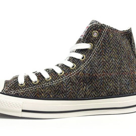 CONVERSE - ALL STAR HARRIS-TWEED HI