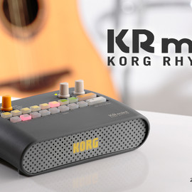 KORG - KR mini Clip-On Tuner/Metronome