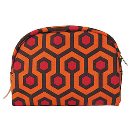 "MEDICOM TOY - MLE ""THE SHINING"" シリーズ TRAVEL POUCH LARGE"