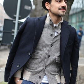 Milan Men's Fashion Week 2014 street style