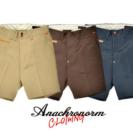 ANACHRONORM - Wepon Trouser Shorts