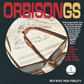 Roy Orbison - Orbisongs