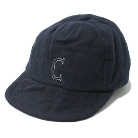 COSMIC WONDER Light Source - COSMIC WONDER Light Source - Fashion(コズミックワンダー ライトソース)のOLD BASEBALL CAP(キャップ)|ネイビー