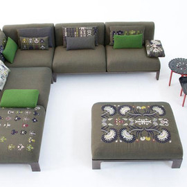 Moroso - Fergana seating