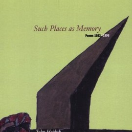 John Hejduk - Such Places as Memory: Poems 1953-1996 (Writing Architecture)