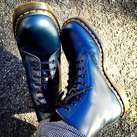 Dr.Martens - 1460 8EYE BOOT NAVY