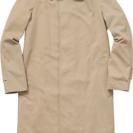 Supreme, Aquascutum - Custom fit waterproof Filey Raincoat