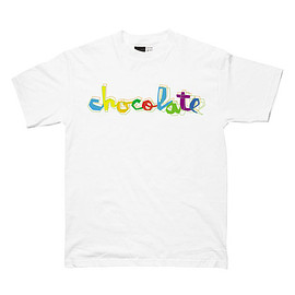 CHOCOLATE SKATEBOARDS - DECONSTRUCT CHUNK TEE