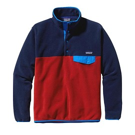 Patagonia - Lightweight Synchilla\u00AE Snap-T\u00AE Fleece Pullover