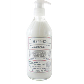BARR-CO. - Shea Butter and Oatmeal Lotion