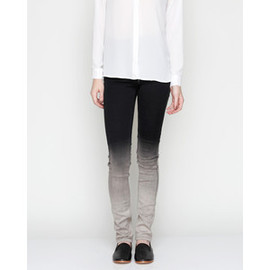 CHEAP MONDAY - Cheap Monday Faded Black Second Skin