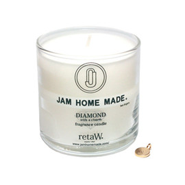 "JAM HOME MADE × retaW ""DIAMOND FRAGRANCE CANDLE"""