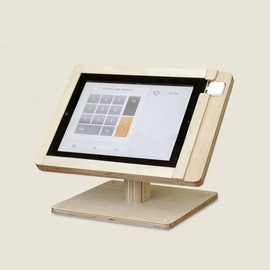 tinkering monkey - Square Register Stand