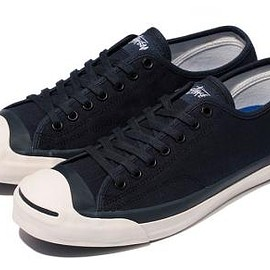 CONVERSE - STUSSY × CONVERSE JACK PURCELL NAVY