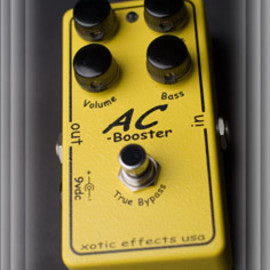 Xotic effects usa - AC-Booster