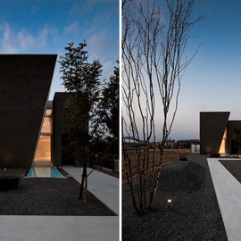 keitaro muto architects - ginan house