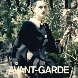 Condé Nast - VOGUE Italia September 2011 - AVANT-GARDE