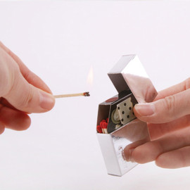 Connect design - Mette match box