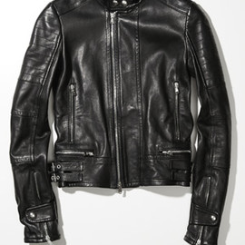 2013-14 Fall/Winter Collection, Leather Jacket 283500yen