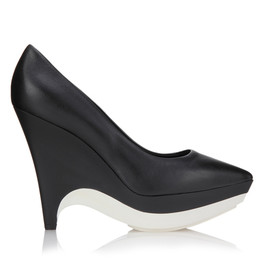 Stella McCartney - Rubber Sole Scott Plastic shoe
