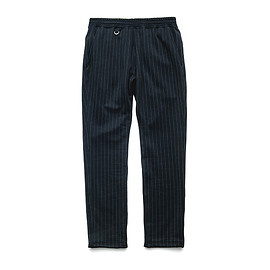 uniform experiment - POLARTEC® FLEECE STRIPE EASY PANT