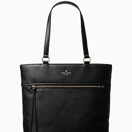kate spade NEW YORK - COBBLE HILL TAYLER / black