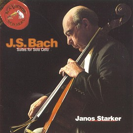 Janos Starker - J.S. Bach: Suites for Solo Cello