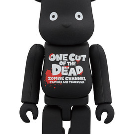 MEDICOM TOY - BE@RBRICK ONE CUT OF THE DEAD