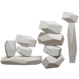 "Fort Standard - ""Balancing Blocks"" wooden toys"