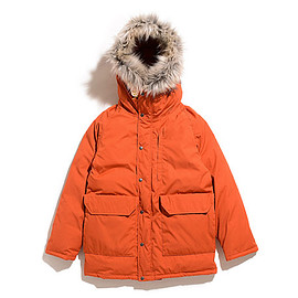 THE NORTH FACE PURPLE LABEL - 65/35 Long Serow-RU