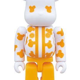 MEDICOM TOY - BE@RBRICK メ組 はっぴ 四