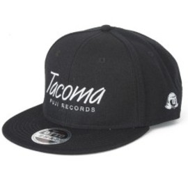 TACOMA FUJI RECORDS - TACOMA FUJI SP Cap (black)