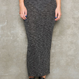 urban outfitters - Silence + Noise Double Tone Maxi Skirt