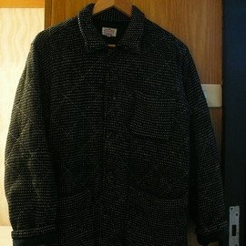 GAIJIN MADE - Sashiko wool jacket